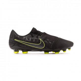 Football Boots Nike Phantom Venom Pro FG Black-Volt