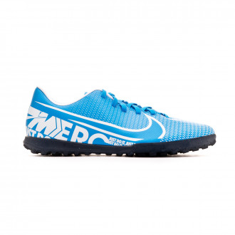 Zapatilla Nike Mercurial Vapor XIII Club Turf Blue hero-White-Obsidian