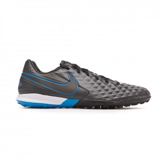 Zapatilla Nike Tiempo Legend VIII Pro Turf Black-Blue hero
