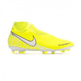 Bota Nike Phantom Vision Pro DF FG Volt-White