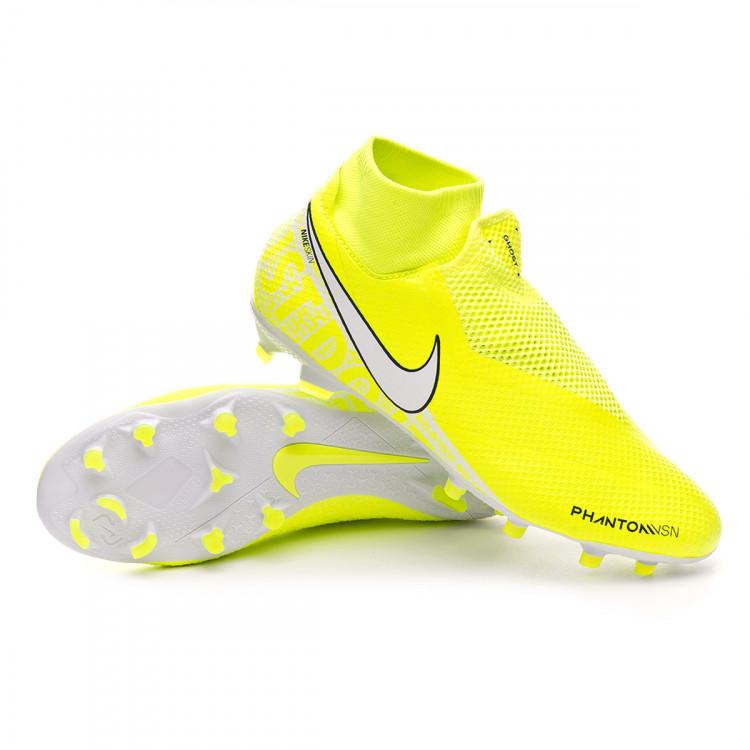 Scarpe Vision White Volt Negozio Calcio Df Di Pro Fg Phantom Nike YEbe2WHID9