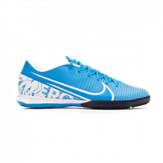 Chaussure de futsal Nike Mercurial Vapor XIII Academy IC Blue hero-White-Obsidian