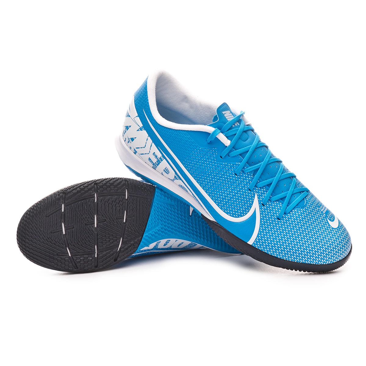 Predicar Subir Marcha atrás  Futsal Boot Nike Mercurial Vapor XIII Academy IC Blue hero-White-Obsidian -  Football store Fútbol Emotion