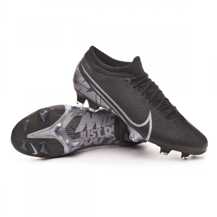 diferentemente Venta de liquidación 2019 Descubrir Football Boots Nike Mercurial Vapor XIII Pro FG Black-Metallic ...