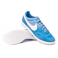 Sapatilha de Futsal Tiempo Premier II Sala IC Photo blue-White-University blue
