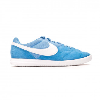 Zapatilla Nike Tiempo Premier II Sala IC Photo blue-White-University blue