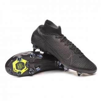 Mercurial Superfly VII Elite ACC SG-Pro Black-Dark grey