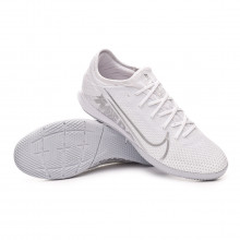 Futsal Boot Mercurial Vapor XIII Pro IC White-Chrome-Pure platinum