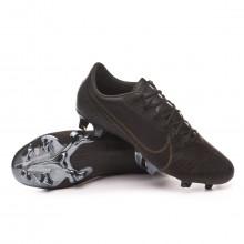 Football Boots Mercurial Vapor XIII Elite TC FG Black
