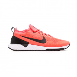 Zapatilla Nike F.C Solar red-Black-White-Gum light brown