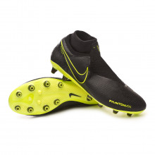 Bota Phantom Vision Elite DF AG-Pro Black-Volt