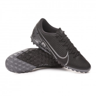 Mercurial Vapor XIII Academy Turf Black-Metallic cool grey