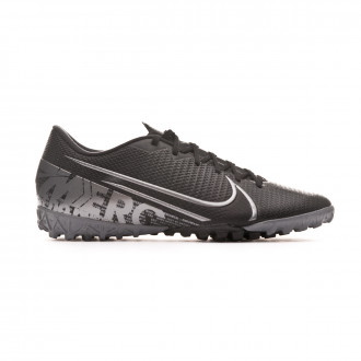 Football Boot Nike Mercurial Vapor XIII Academy Turf Black-Metallic cool grey