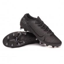 Football Boots Mercurial Vapor XIII Elite AG-Pro Black-Dark grey