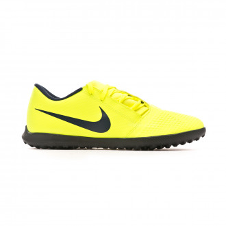 Football Boot Nike Phantom Venom Club Turf Volt-Obsidian