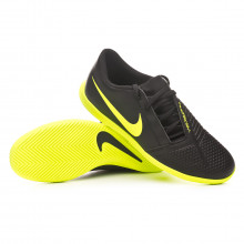 Sapatilha de Futsal Phantom Venom Club IC Black-Volt