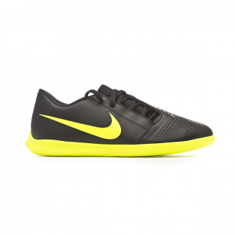 Zapatilla Nike Phantom Venom Club IC Black-Volt