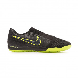 Chaussure de football Nike Zoom Phantom Venom Pro Turf Black-Volt