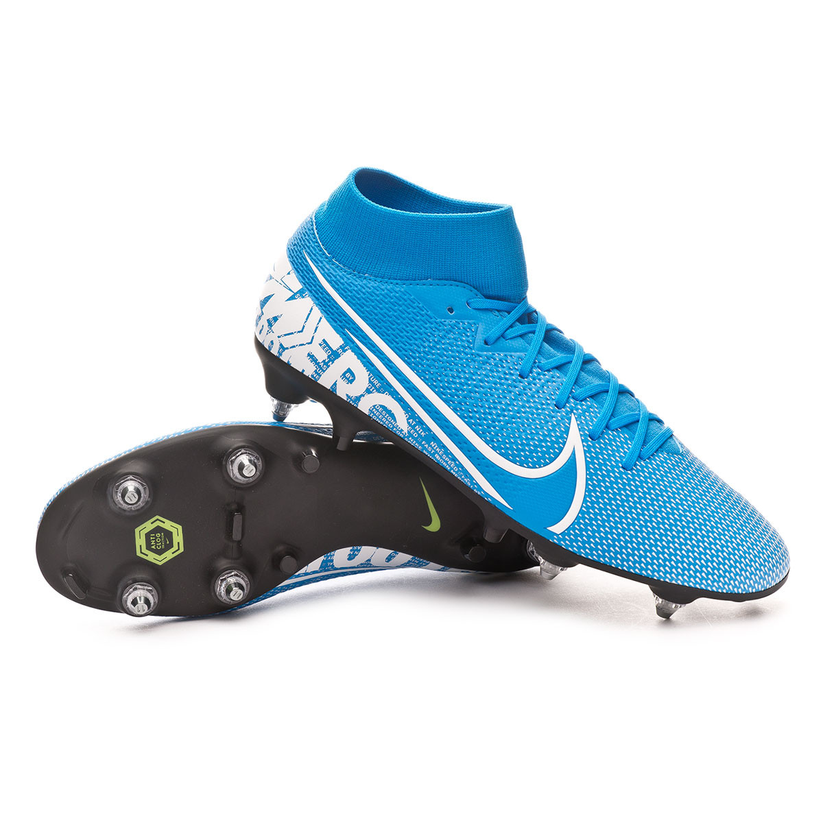 Chaussure de foot Nike Mercurial Superfly VII Academy ACC SG Pro