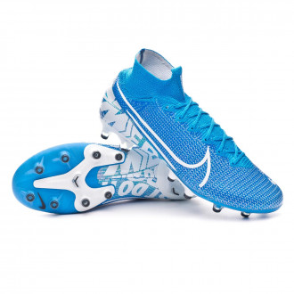 Mercurial Superfly VII Elite AG-Pro Blue hero-White-Volt-Obsidian