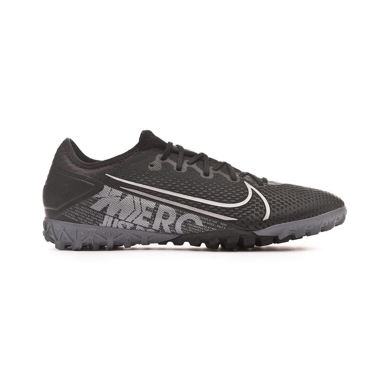 Sapatilhas Nike Mercurial Vapor XIII Pro Turf Black Metallic
