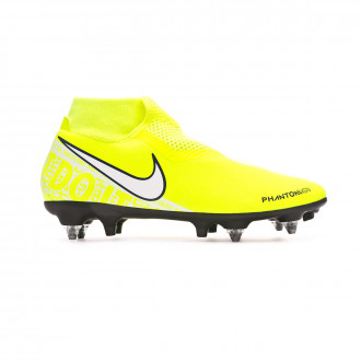 Football Boots Nike Phantom Vision Academy DF ACC SG-Pro Volt-White