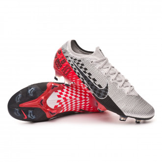 Mercurial Vapor XIII Elite FG Neymar Jr Chrome-Black-Red orbit-Platinum tint