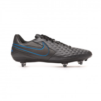 Bota Nike Tiempo Legend VIII Pro SG Black-Blue hero