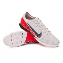 Futsal Boot Mercurial Vapor XIII Pro IC Neymar Jr Platinum tint-Black-Red orbit
