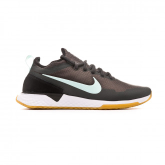 Zapatilla Nike F.C Anthracite-Black-Teal tint
