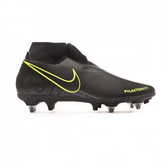 Chaussure de foot Nike Phantom Vision Academy DF ACC SG-Pro Black-Volt