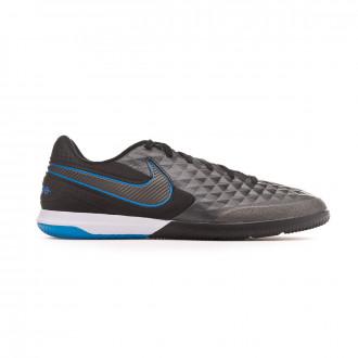 Zapatilla Nike React Tiempo Legend VIII Pro IC Black-Blue hero