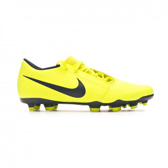 Football Boots Nike Phantom Venom Club FG Volt-Obsidian