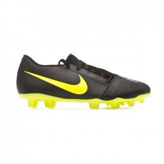 Bota Nike Phantom Venom Club FG Black-Volt