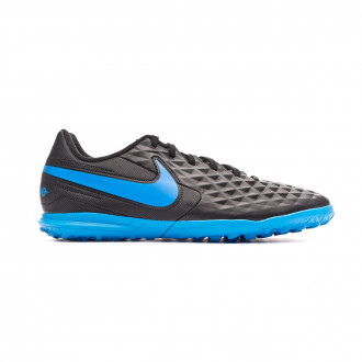 Sapatilhas Nike Tiempo Legend VIII Club Turf Black-Blue hero