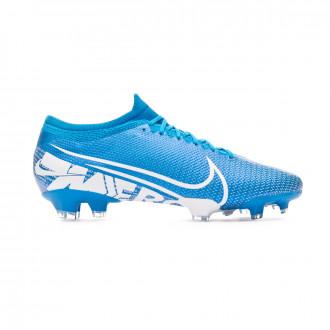 Zapatos de fútbol Nike Mercurial Vapor XIII Pro FG Blue hero-White-Obsidian