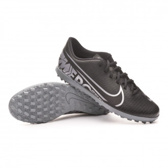 Mercurial Vapor XIII Club Turf Black-Metallic cool grey