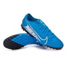 Football Boot Mercurial Vapor XIII Pro Turf Blue hero-White-Obsidian
