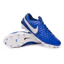 Chuteira Tiempo Legend VIII Elite FG Hyper royal-White-Deep royal blue