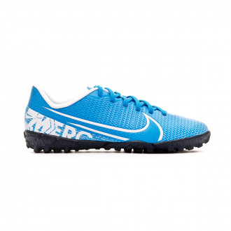 Football Boot Nike Mercurial Vapor XIII Academy Turf Niño Blue hero-White-Obsidian
