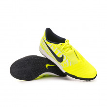 Football Boot Phantom Venom Academy Turf Niño Volt-Obsidian