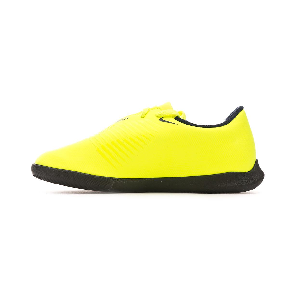 más lejos Novela de suspenso energía  Futsal Boot Nike Phantom Venom Club IC Niño Volt-Obsidian - Football store  Fútbol Emotion