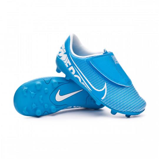 Chaussure de foot Nike Mercurial Vapor XIII Club MG Scratch Enfant ...