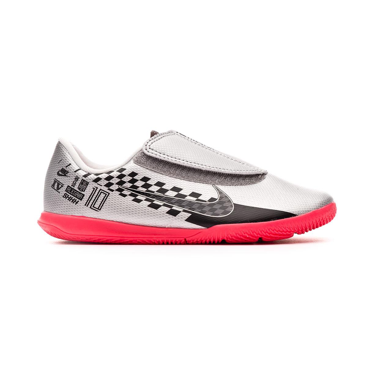Chaussure de futsal Nike Mercurial Vapor XIII Club IC Neymar Jr Scratch Niño