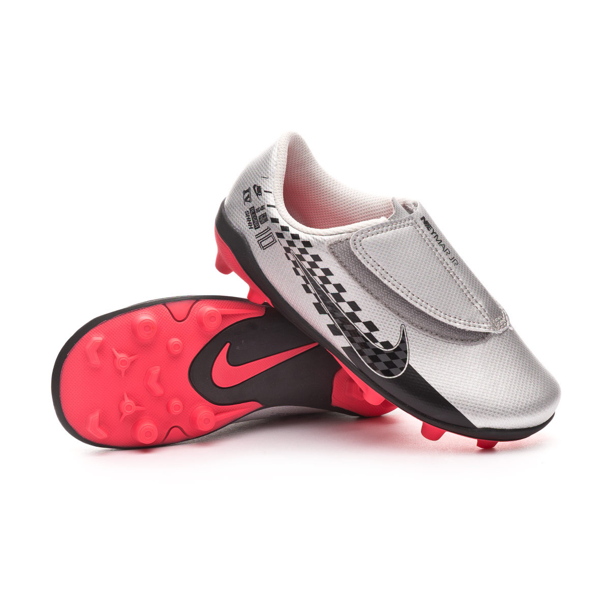 Chuteira Nike Mercurial Vapor XIII Club MG Neymar Jr Criança