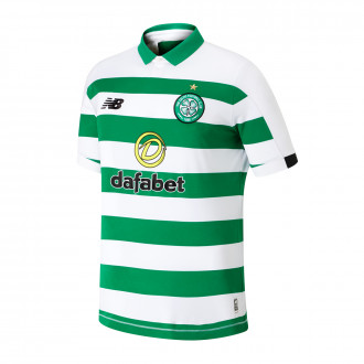 Playera  New Balance Celtic Glasgow FC Primera Equipación 2019-2020 Green-White
