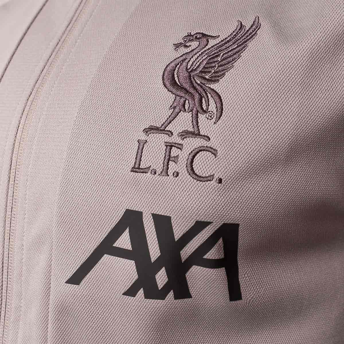 Horizontal rastro ven  Chaqueta New Balance Liverpool FC Paseo 2019-2020 Red - Tienda de fútbol  Fútbol Emotion