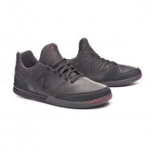Futsal Boot Audazo v4 Pro Leather Black