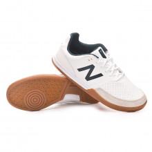 Futsal Boot Audazo v4 Command White