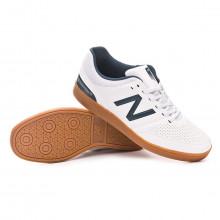 Futsal Boot Audazo v4 Control White